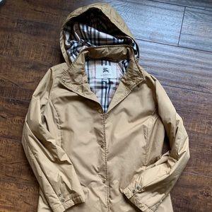 Burberry Rain Coat Size L